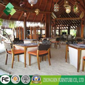 Estilo del sudeste asiático muebles de exterior Restaurante mesas y sillas