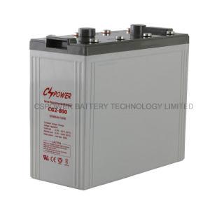2V 800Ah libres de mantenimiento de la batería de gel de ciclo profundo