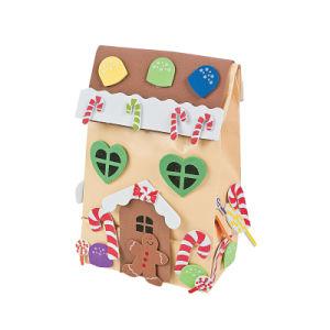 Sac en papier sacs cadeaux pour Noël (YH-PGB041)