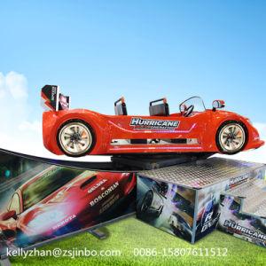 Venda por grosso de pista dupla Mecânico Amarelo Arvore de carro