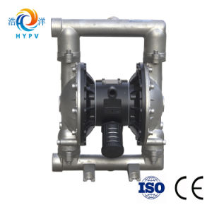 Doppelte pneumatische Membranklärschlamm-Pumpe