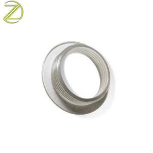 La coutume d'usinage CNC les rondelles en acier inoxydable fileté