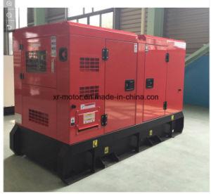 ISOおよびセリウム(25kVA-250kVA)が付いている防音のCumminsのディーゼル発電機セット