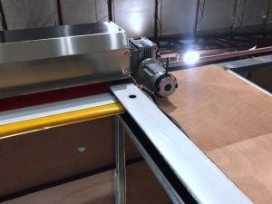 La puerta de alta velocidad de Automática Industrial para la fábrica.