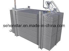 液浸のクーラーのレーザ溶接のニースの品質の版の熱交換器の廃水