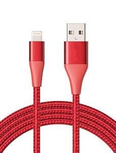 2018 прочного фги сертифицированных нейлоновые молнии со сплетением кабель для зарядки для телефонов