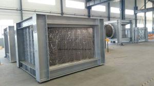 Chapa de Aço Inoxidável pré-aquecedor de ar para elementos de aquecimento do ar