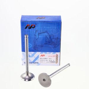 Klep van de Uitlaat van de Motoronderdelen van het Graafwerktuig van de Apparatuur van de bouw de MiniEn de Klep van de Opname (6D22)