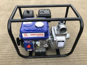 Pompe centrifuge de 2 pouces GX160 5.5 de la pompe à eau Honda HP /wp20 La pompe à eau de l'essence