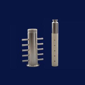 中国の高圧耐久力のあるAl2O3アルミナの陶磁器のサーモスタット弁
