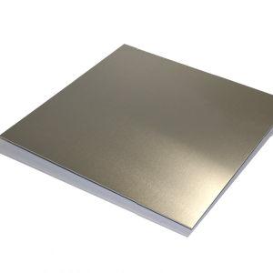 Het hoge Blad van het Aluminium van de Vlakheid voor de RuimtevaartDelen van het Voertuig van het Dek van de Vorm