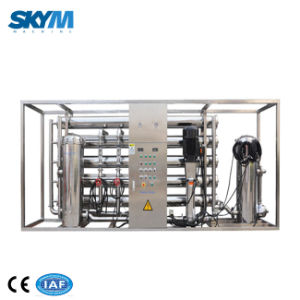 RO sal de la serie de la máquina de purificación de agua el equipo de tratamiento de agua