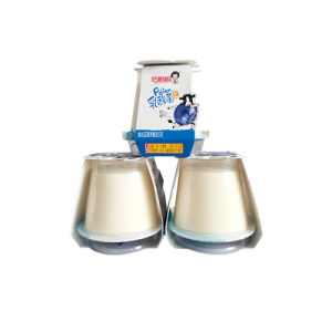 عال - بروتين [125غ] عنبيّة لذيذة بودنغ ليّنة