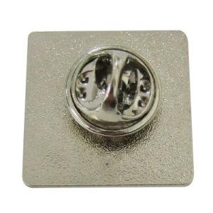 販売(052)のためのカスタマイズされたロゴの金属の記念品のテニスのスポーツの折りえりPin