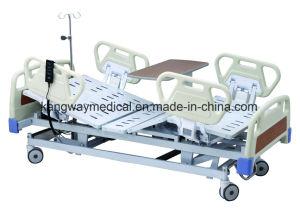 ICU Electric Medical кровать с пятью функциями больницы мебель (Slv-B4150)
