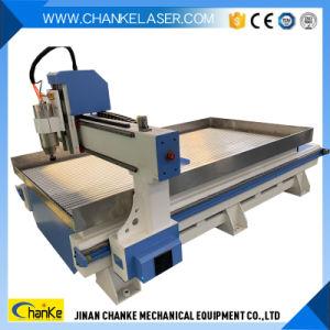 1300X2500mmの7.5kwアクリルの小型文字の木版画の切断CNCの働く機械