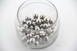 G10, G20, G40, G60, G100 1.588mm 2.381mm 4.7633,5 mm 7.5mm 5.556mm 6,35 mm 8 mm a 9mm 9,5mm 10mm as esferas de aço de crómio