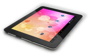9.7Inch 3G, GPS Bluetooth PC tablet Android media (M971)