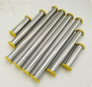 De sanitaire Spoel SS316L van het Roestvrij staal SS304 met de TriEinden van de Metalen kap van de Dekking