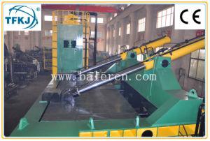 Hohe Leistungsfähigkeits-hydraulisches Altmetall-Stahleisen-Aluminiumauto-Scherballenpresse