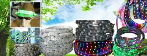 /Direccionable RGB/impermeable/W2801/Flexible /5060 TIRA DE LEDS