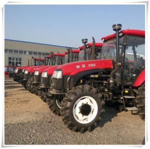 Tracteur à roues et le type de tracteur de ferme Utilisation Utilisé sur les tracteurs compacts
