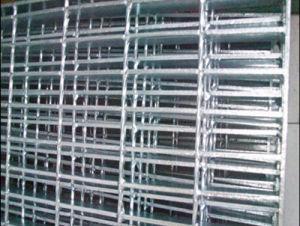 Placa de rejilla de acero de la plataforma