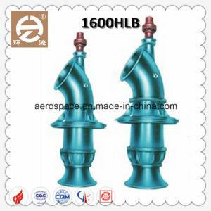 pompa a palette idraulica di flusso Mixed verticale 1600hlb