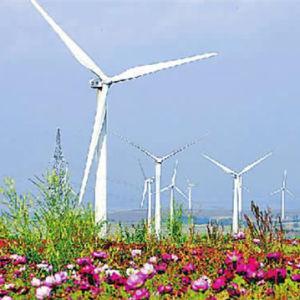 Башня энергии ветра высокого качества Customed в Китае