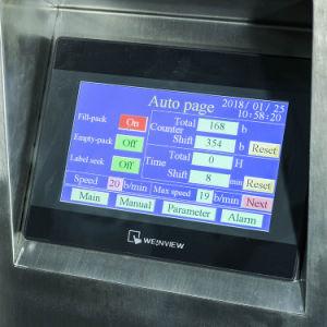 自動ポップコーンキャンデーピーナツポテトチップの包装機械