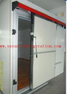 Опускное стекло задней двери Firproofed для холодной комнаты