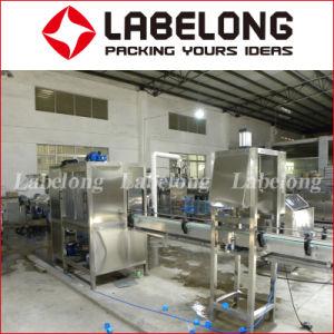5 gallon/20L Baril bouteille/eau potable pure de remplissage / de l'embouteillage/ la machine de production d'emballage