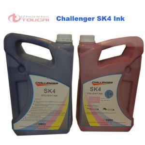 Challenger de alta calidad de tinta solvente Seiko SK4