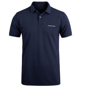 인쇄되는 남자의 대중적인 관례 또는 자수 폴로 t-셔츠