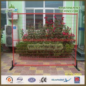 Rete fissa provvisoria locativa del tubo del quadrato dell'acciaio per costruzioni edili di alta obbligazione
