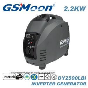 4-тактный 2.2kVA CE. Аоос США утвердил портативный генератор инвертора