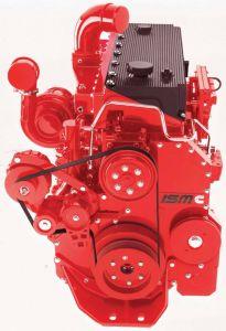 자동차 엔진 Cummins 아주 새로운 ISM11e4345 디젤 엔진