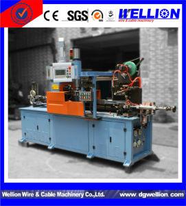 Certificação SGS fios torcendo encalhe embaladora Enrolamento automático
