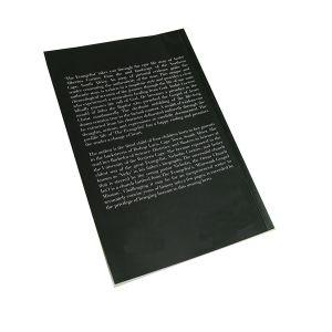 Brochura, Revista, impressão de livros (OEM-HE596)