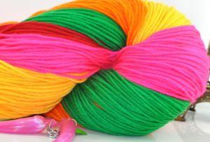 Le tricot HB 100 % fil acrylique