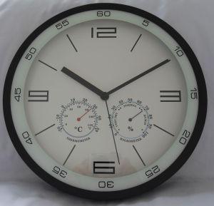 Horloge de la station météo