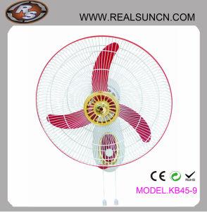 Elektrisches Wall Fan 18inch Horn Rind Blade