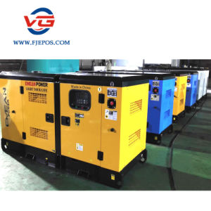 Meilleure alimentation de 125kVA Heavy Duty/120kVA/100kw Générateur Diesel Dg défini