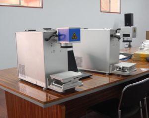 Laser de fibra 20W 30W 50W Máquina de gravura de marcação portátil