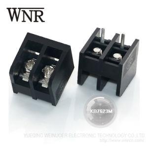 El conector de cable Wnre bloque terminal PCB