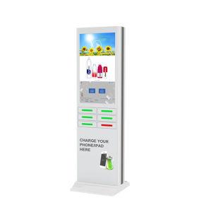WiFi Kreditkarte Swiper an der Wand befestigte MünzenHandy-Aufladungs-Maschinen