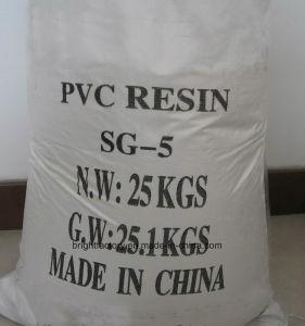 De goede Chemische Hars van pvc van Prestaties voor Diverse Plastic Producten