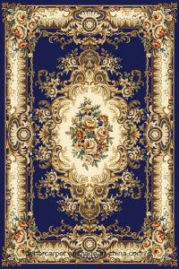 Wilton estilo Vintage Diseño lavable alfombra Alfombra de área de tejido de alfombras de la plaza de la máquina
