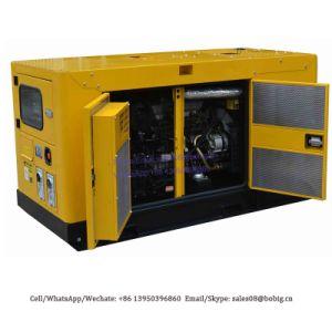 새로운 더 강한 상표 무브러시 발전기 디젤 엔진 발전기