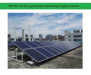 Vento híbrido Gerador Solar 50kw